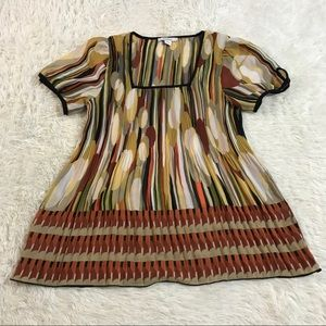 Dress barn women's top size small